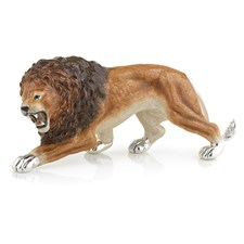 Sterling Silver Extra Large Lion