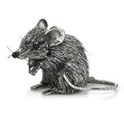 Sterling Silver Mouse