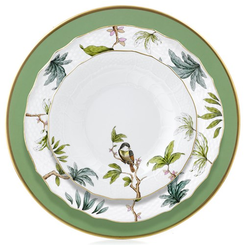 Fanciful Forest Registry Place Setting