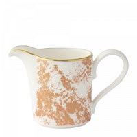 Royal Crown Derby Crushed Velvet Copper Charnwood Creamer