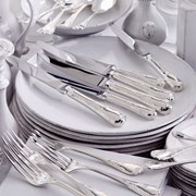 Christofle Marly Sterling Silver Flatware