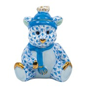 Herend Winter Bear