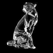 Baccarat Cheetah on Watch