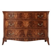 Clotilde Mahogany Chest of Drawers