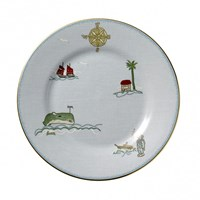 Wedgwood Sailor's Farewell Salad Plate