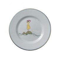 Wedgwood Sailor's Farewell Bread & Butter Plate