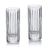 Baccarat Harmonie Happy Hours Tall Shot Glass, Set of 2