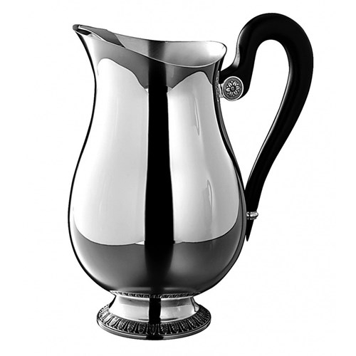 Christofle Malmaison Silverplated Water Pitcher