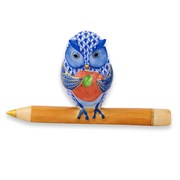 Herend Owl Teacher