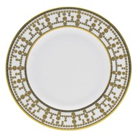 Haviland Tiara White & Gold Bread & Butter Plate