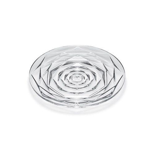 Baccarat Swing Plate, Large