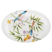 Raynaud Paradis Side Dish, White