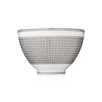 Hermes Mosaique au 24 Platinum Punch Bowl