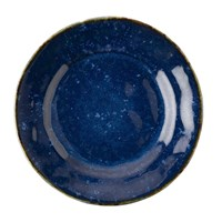 Juliska Puro Dappled Cobalt Dessert / Salad Plate