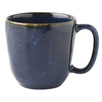 Juliska Puro Dappled Cobalt Mug