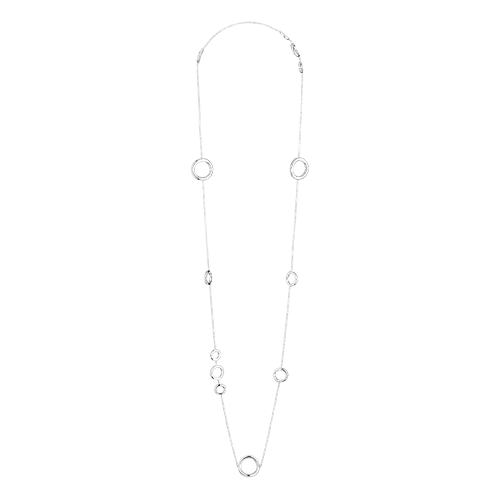 Christofle Idole de Christofle Multi-Ring Layered Necklace