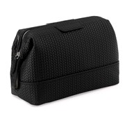Large Woven Framed Dopp Kit