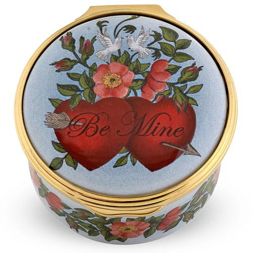 2021 Valentine's Day Enamel Box