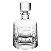 Christofle Graphik Decanters