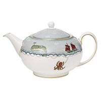 Wedgwood Sailor's Farewell Teapot