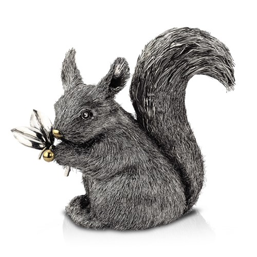 Buccellati Sterling Silver Squirrel
