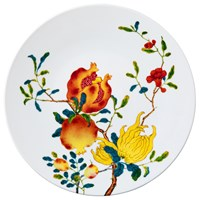 Raynaud Harmonia Charger / Presentation Plate, White Background