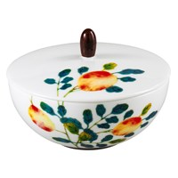 Raynaud Harmonia Covered Sugar Bowl