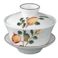 Raynaud Harmonia Chinese Tea Saucer