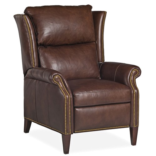 Sami Power Recliner, Kip Mocha