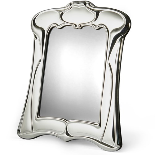 Glasgow Sterling Silver Mirror, 4x6