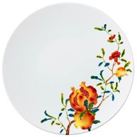Raynaud Harmonia Dinner Plate, White Background