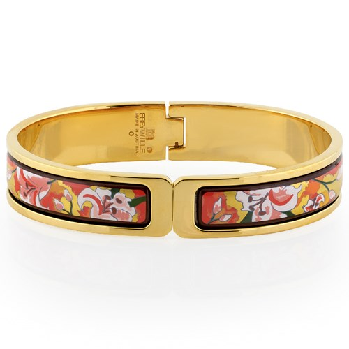 Freywille Paul Gaugin Polynesia Ballerina Bracelet, Medium