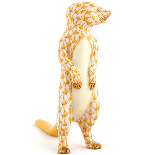 Herend Meerkat, Butterscotch