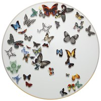 Vista Alegre Butterfly Parade Charger / Presentation Plate