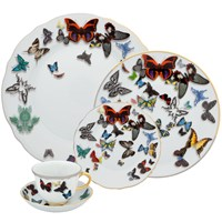 Vista Alegre Butterfly Parade 5-Piece Place Setting