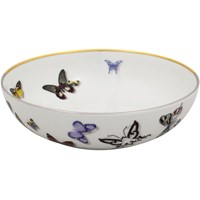 Vista Alegre Butterfly Parade Cereal Bowl
