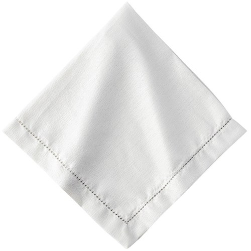 Juliska Heirloom Linen Napkin, Metallic Silver