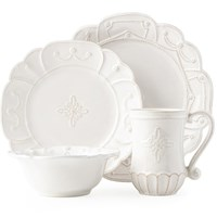 Juliska Jardins du Monde 4-Piece Place Setting