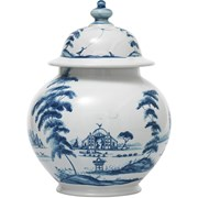 Juliska Country Estate Delft Blue Ginger Jars