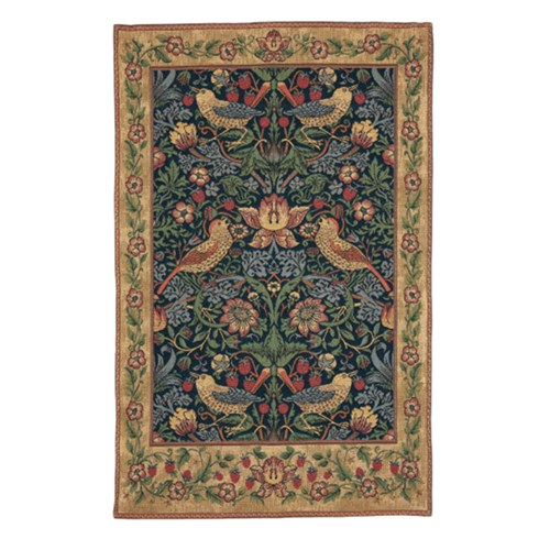 Strawberry Thief Classic Tapestry