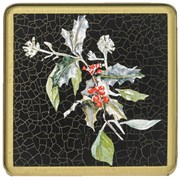 Christmas Square Glass Coasters