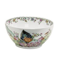 Mottahedeh Tobacco Leaf Bowl, Small