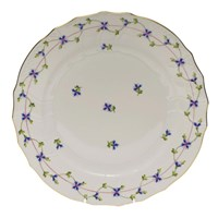 Herend Blue Garland Dinner Plate