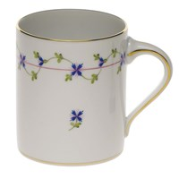 Herend Blue Garland Coffee Mug