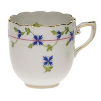 Herend Blue Garland After Dinner Cup