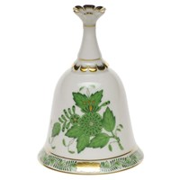 Herend Chinese Bouquet Green Bell