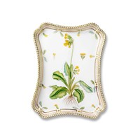Royal Copenhagen Flora Danica Oblong Tray
