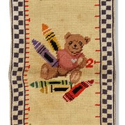 Child's Needlepoint Growth Chart