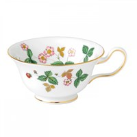 Wedgwood Wild Strawberry Tea Cup