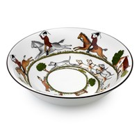 Wedgwood Hunt Scene Cereal Bowl